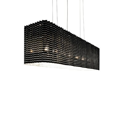 Luceplan Plissé Suspension Lamp