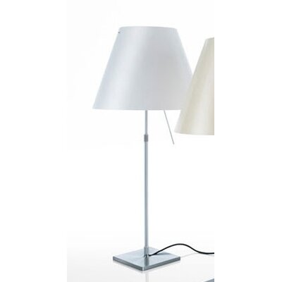 Luceplan Costanza Table Lamp with Sensor Dimmer