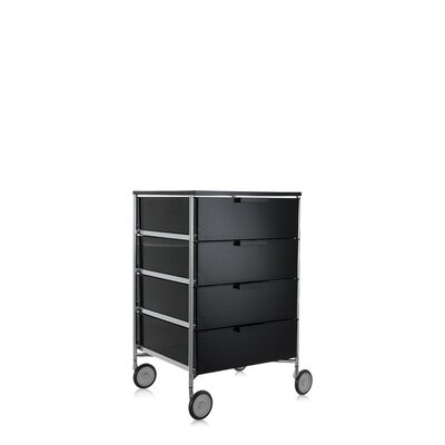 """Kartell Mobil 19.25"""" Storage Container"""