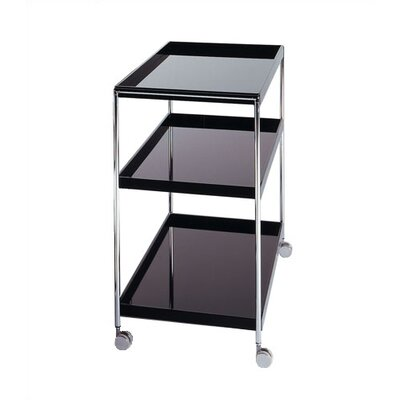 Trays Serving Cart