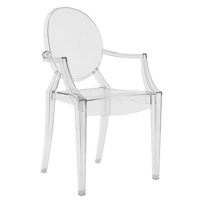 Sale alerts for Kartell  Lou Lou Ghost Child's Chair - Covvet