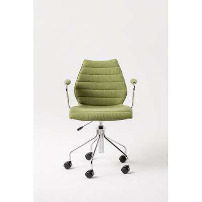 Kartell Maui Soft Armchair on Castors