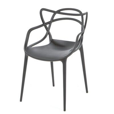 kartell masters arm chair reviews wayfair. Black Bedroom Furniture Sets. Home Design Ideas