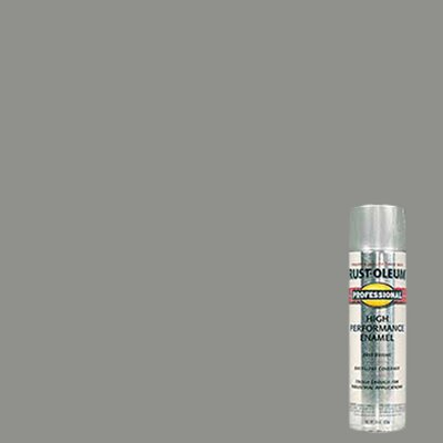 Rust-Oleum Professional 14 Oz Stainless Steel High Performance Enamel Spray Paint 7519-838