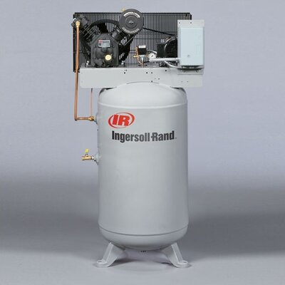 Ingersoll Rand 80 Gallon 175 PSI, 14.7 CFM, 5 HP Electric Two Stage Air Compressor