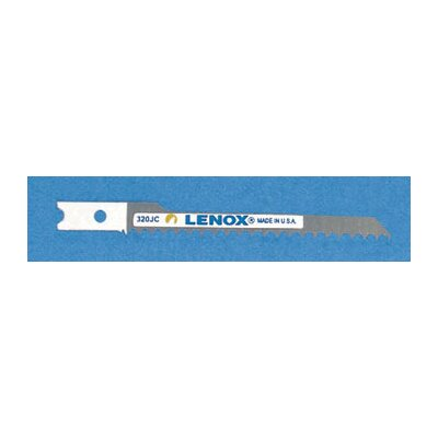"Lenox Tools 4"" Universal Style Smooth Cut All Purpose Jig Saw Blade 20336-BT450JR"