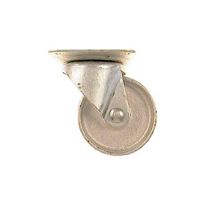 Shepherd Steel Wheel Swivel Plate Caster