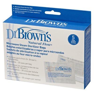 Dr. Brown's Microwave Steam Sterilizer Bag