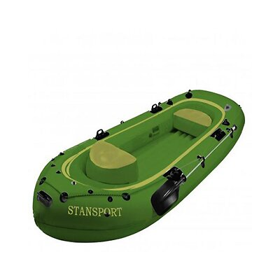Stansport Fisherman 9  4 Man Inflatable Boat