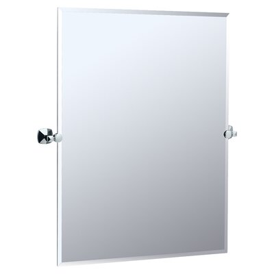"<strong>Gatco</strong> Jewel 31.5"" H x 23.5"" W Tilting Mirror"