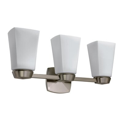 Gatco Jewel 3 Light Wall Sconce