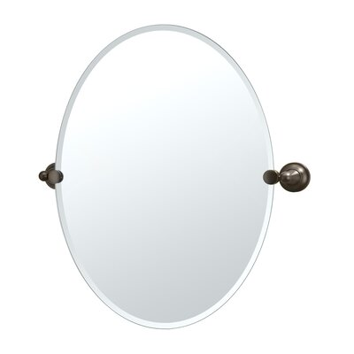 Gatco Tiara Mirror in Oil Rubbed Bronze