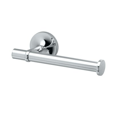 Gatco Dove European Toilet Paper Holder in Chrome