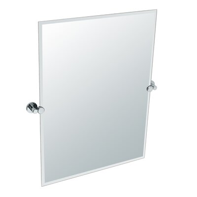 Gatco Channel Rectangle Mirror