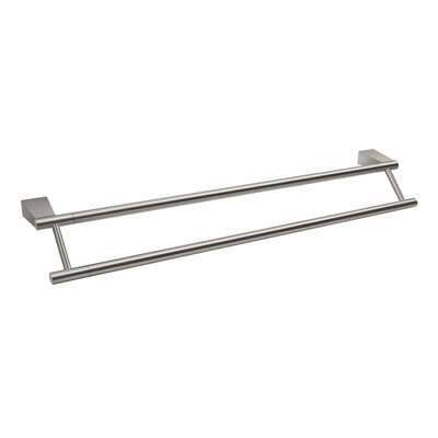 "Gatco Bleu 24"" Double Towel Bar"