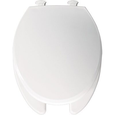 Bemis Easy Clean Plastic Elongated Toilet Seat