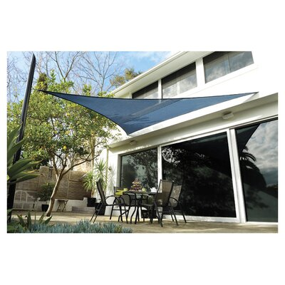 "Coolaroo Premium 11'10"" Square Shade Sail Kit"