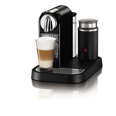 Citiz & Milk Espresso Maker with Aeroccino Milk Frother