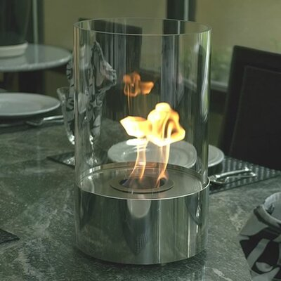 Bluworld Accenda Tabletop Bio Ethanol Fireplace