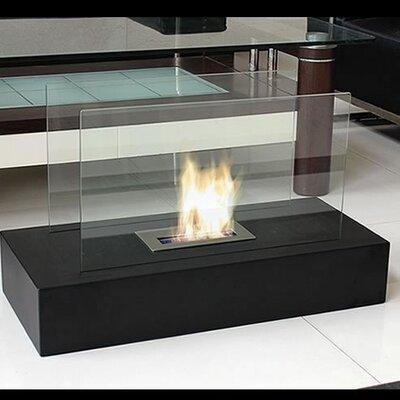 Bluworld Fiamme Freestanding Bio Ethanol Fuel Fireplace