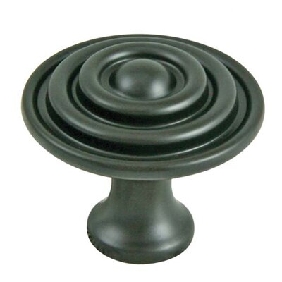 Ultra Hardware Lawn &amp; Garden Designer's Edge Series Round Carded Cabinet Knob
