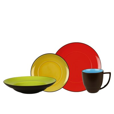 Waechtersbach Duo Dinnerware Set