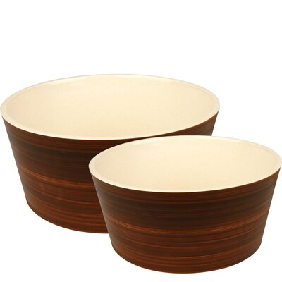 Waechtersbach Pure Nature Serving Bowl (Set of 2)