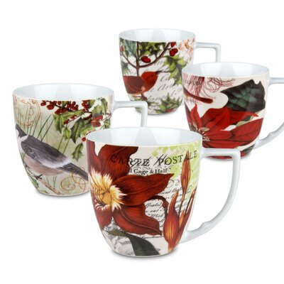 Waechtersbach Accents Traditions Assorted Mug (Set of 4)