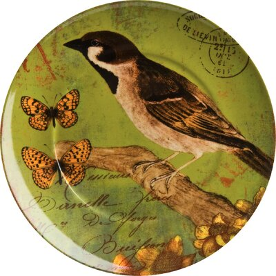 "Waechtersbach Accents Nature 8"" Bird Plate"