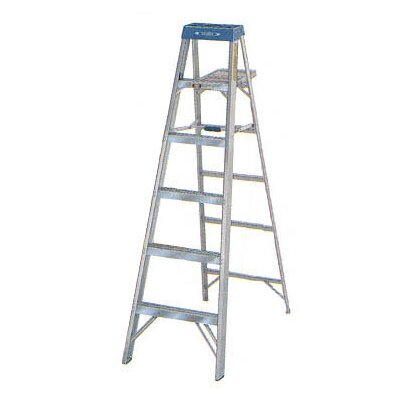 Werner 6' Aluminum Step Ladder