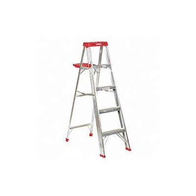 Werner 5' Aluminum Step Ladder