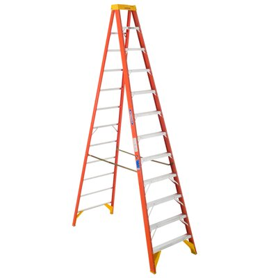 Werner Load Bearing Step Ladder