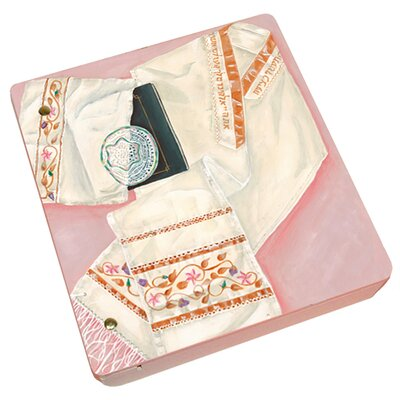 Lexington Studios Her Tallit Decorative Storage Box