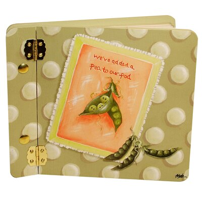Children and Baby Peapod Mini Book Photo Album