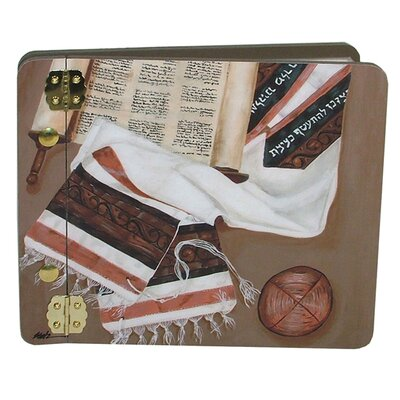 Lexington Studios Judaica His Tallit Mini Book Photo Album