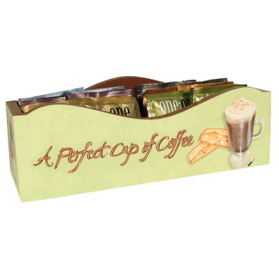 Lexington Studios Perfect Cup of Coffee Caddy