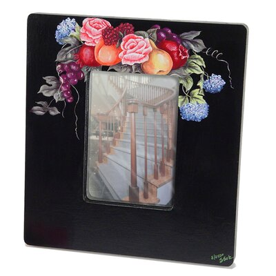 Home and Garden Spring Harvest Mirror / Picture Frame