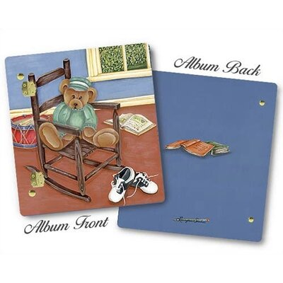 Lexington Studios Children and Baby Ryan's Room Large Book Photo Album