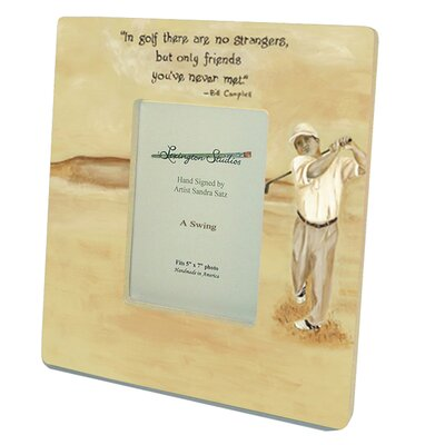 Lexington Studios Sport A Swing Large Picture Frame
