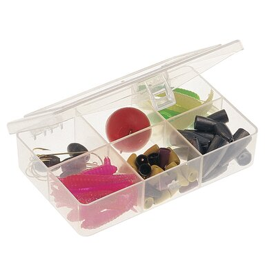 Plano 6 Compartment Clear StowAway® Organizer 3448-60