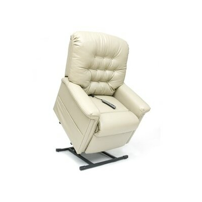 Pride Mobility Heritage Collection Large 3-Position Lift Chair with Button Back