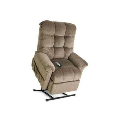 Pride Mobility Elegance Collection Medium 3-Position Lift Chair with Biscuit Back