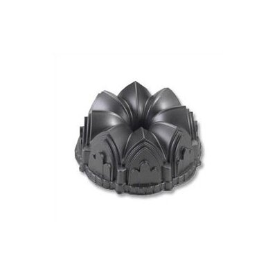 Nordicware Platinum Cathedral Quartet Bundt Pan