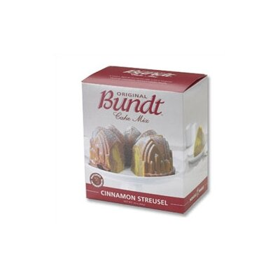 Nordicware Accessories Cinnamon Streusel Bundt Mix