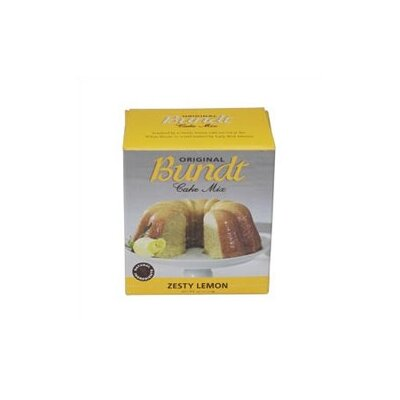 Nordicware Zesty Lemon Bundt Mix