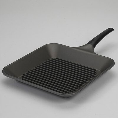 "Nordicware Pro Cast Traditions 11"" Non-Stick Grill Pan"