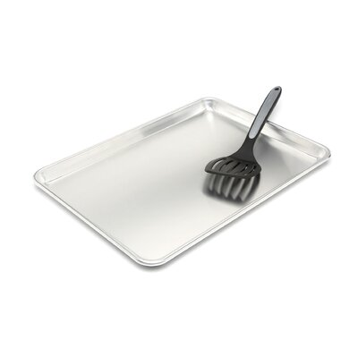 "Nordicware Natural Commercial 18"" Bakers Half Sheet"