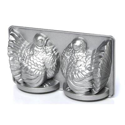 Nordicware Platinum Classic Turkey Cake Pan