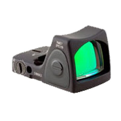 Trijicon RMR Sight Adjustable LED 3.25 MOA Red Dot with RM35 ACOG Mount