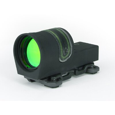 Reflex 6.5 MOA Dot Reticle with Throw Lever Flattop/Weaver Mount